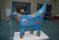 Superlambanana! (The village idiot2008.) Tags: art education unitedkingdom culture learning museums merseyside superlambanana northwestengland worldmuseumliverpool europeancapitalofculture2008