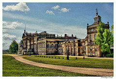 Wentworth woodhouse (Andy Coe) Tags: old windows england sky house building tower gardens clouds garden painting effects living long estate path sony south yorkshire large canvas wentworth massive area earl mansion alpha woodhouse quarters hdr regal listed rotherham listedbuilding gounds a700 clck wentworthhouse