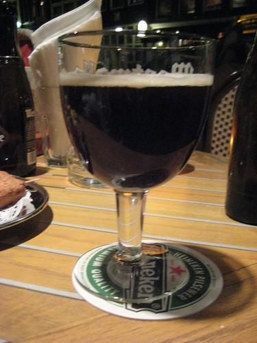 Trappist Westvleteren 8 glass