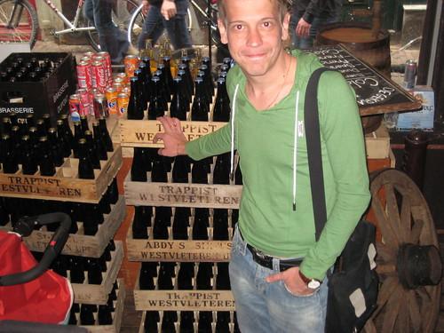 Trappist Westvleteren crattle