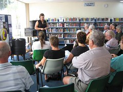 The Wriggles-composting and worm farming 001 (Sunshine Coast Libraries) Tags: composting wormfarming may2009 nambourlibrary
