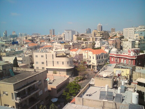 Tel Aviv - Nachlat Binyamin