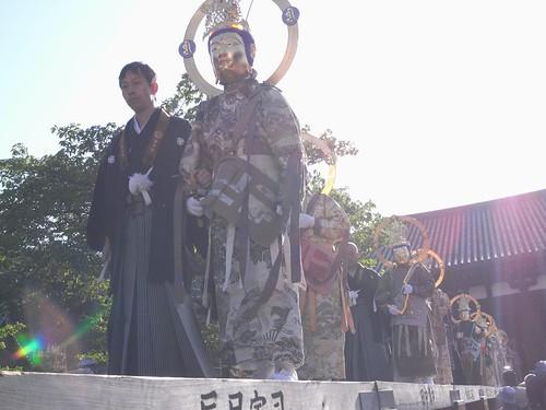 当麻寺「練供養会式」-08