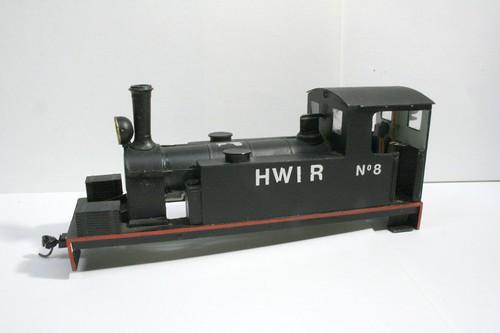 HWLR No. 8
