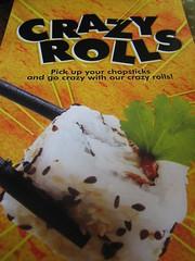 Crazy Rolls
