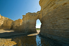 Monument-Rocks-2 (Glen's Pics) Tags: southwest ilovenature landscapes kansas rockformations glenspics vanetten