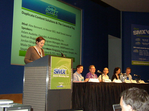 Duplicate Content Solutions & The Canonical Tag - SMX Advanced