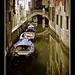 Ore 00:00 calma piatta a Venezia