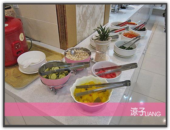 韓國飯店 水原 AMOUR早餐04