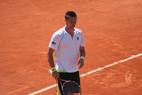 Robin Soderling - French Open 2009