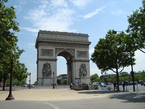 Arco del Triunfo Foto 3