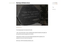 Banksy's Bristol show - Thinking aloud_1244846906169