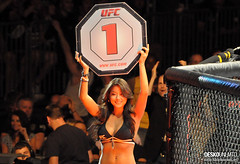 UFC 99 THE COMEBACK - Ring Girl Arianny Celeste
