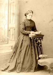 Ellen Addison nee Campbell
