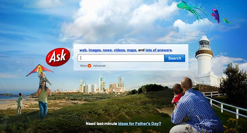 Fathers Day at Ask.com