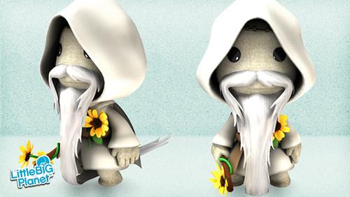 LittleBigPlanet - SackBoy Druid