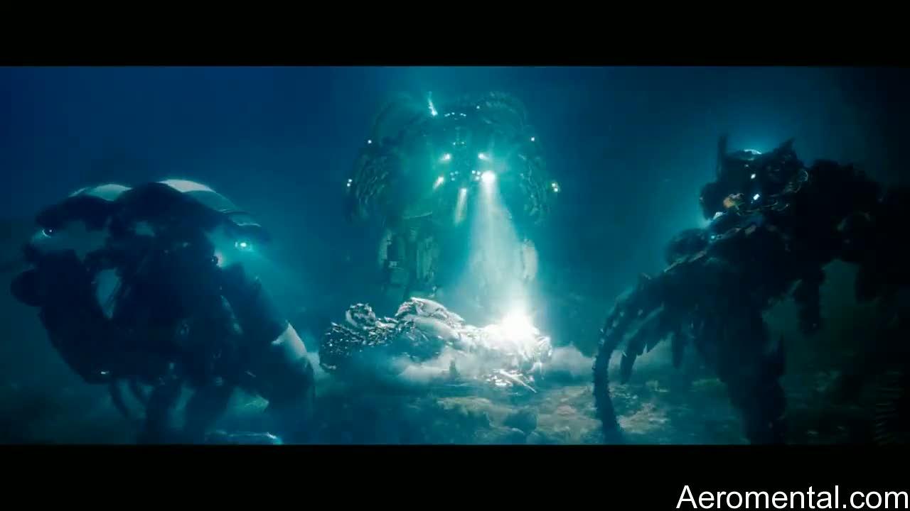 Transformers 2 rescate Megatron