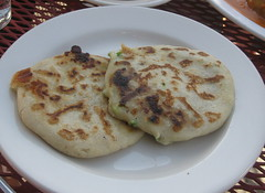 Balompie Cafe 3 in San Francisco - Pupusas