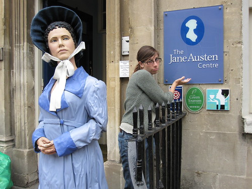 The Jane Austen Center Is Sad