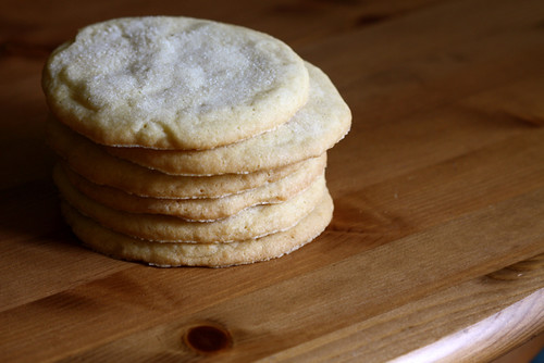 Giant Sugar Cookies