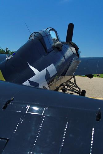 Warbird picture - Grumman F4F Wildcat