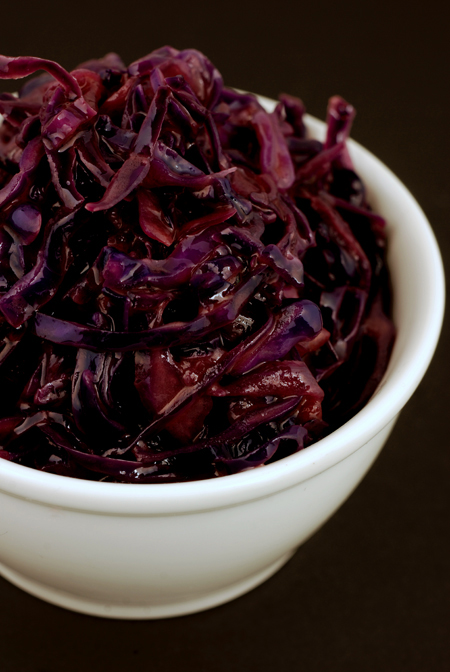 Buttered Red Cabbage© by Haalo