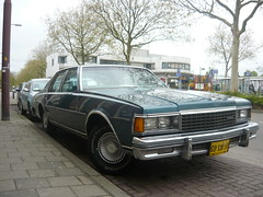 1978 CHERVROLET CAPRICE 5.0(!) (Vinylone - ISCE = On Trade Break) Tags: 1978 50 caprice chervrolet