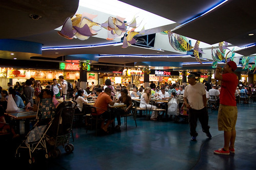 Food Court at Ala Moana