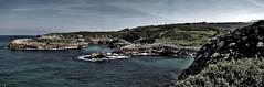 Costa de Llanes (jlmaral) Tags: sea autostitch espaa costa mar spain cost asturias llanes asturies costacantabrica costallanisca