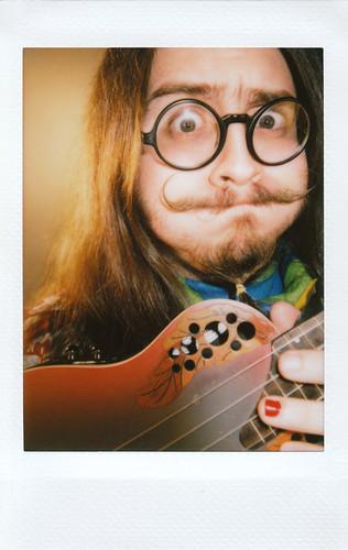 Uke or Die / Polaroid 300