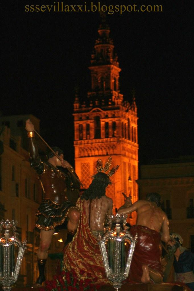 Misterio de la Coronación de Espinas, Jueves Santo 2010