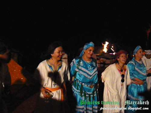 Moroccan Soireé (traditional dance 4)