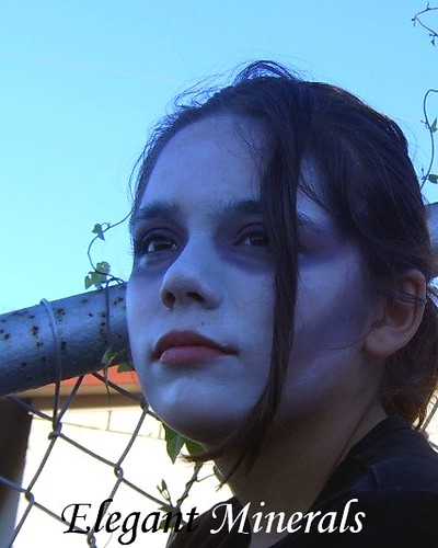 Goth Costume Makeup Gothic Natural Face Paint Elegant Minerals