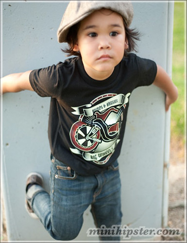 NATHAN. MiniHipster.com: children's childrens clothing trends, kids street fashion, kidswear lookbook