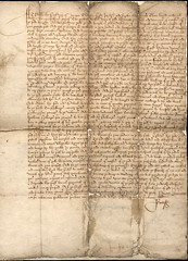Appointment of Grammar School master 1642 (P&KC Archive) Tags: school education religion teacher archives cromwell wage ecsochistory perthspast workingarchive