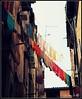 Good things (Janiscula) Tags: street summer color colour town calle pueblo croatia sunny colores clothes verano med narrow rovinj ropa picnik croacia adriatic mediterráneo soleado adriático estrecha
