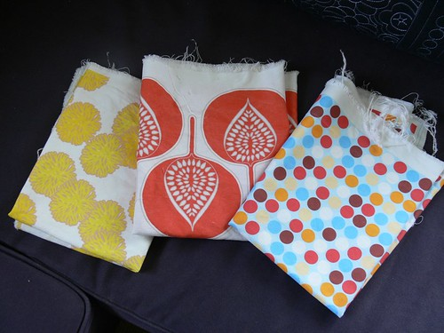 Jenny: WIP Pillow Possibilities