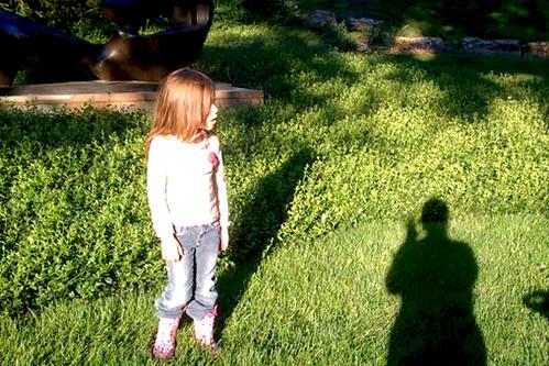 Eliza and my Shadow