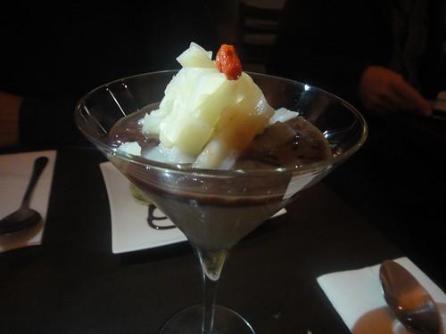 Red bean dessert Japanese Izakaya-Balaclava