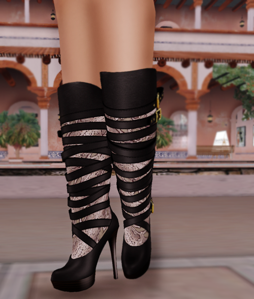 JH Couture Boots