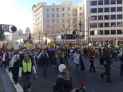 Demonstration in Solidarity with Palestine