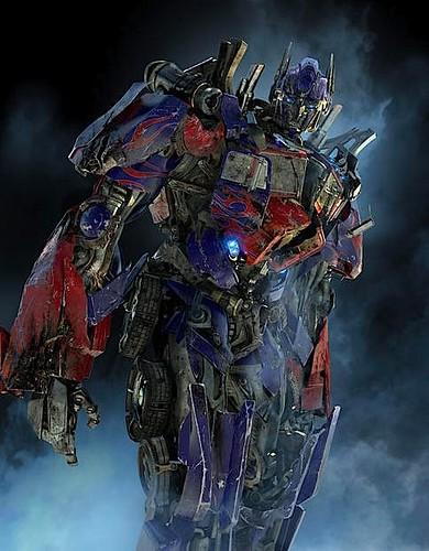Transformers: Revenge of the Fallen Optimus Prime