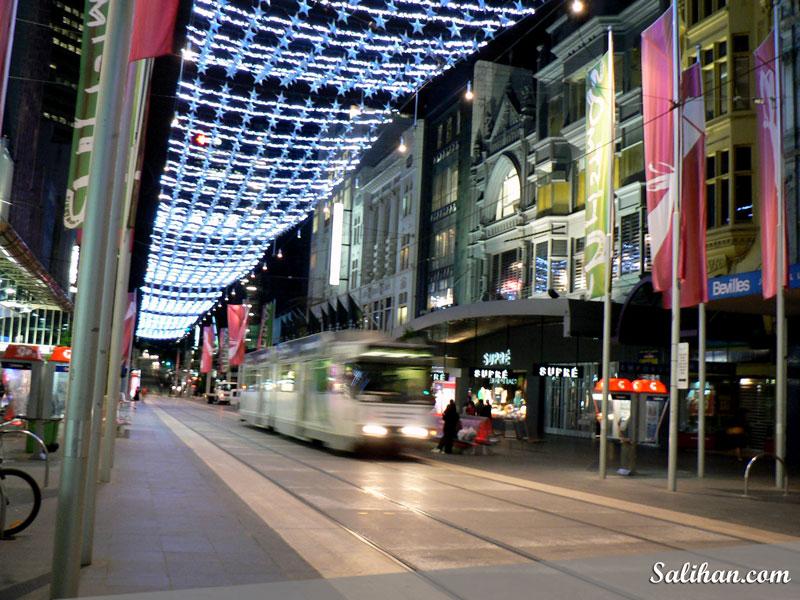 Bourke St