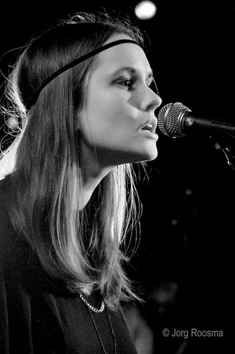 Nina Kinert @ Eurosonic 15-01-2009 by you.
