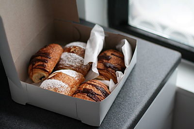 Croissants from Jean Marc Chatellier