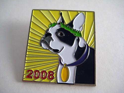 Bobicus, the ravelympics mascot