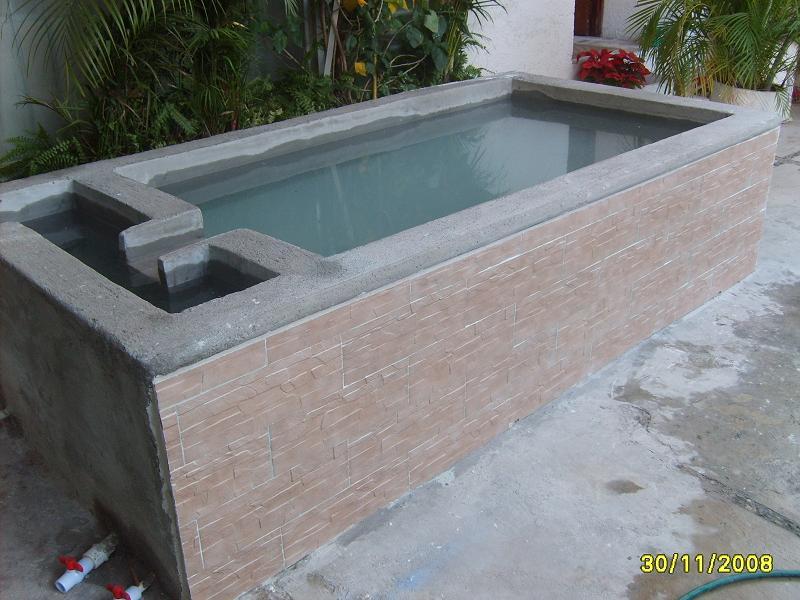 Elestanquecom Ver Tema Estanque En Acapulco - Estanque-rectangular