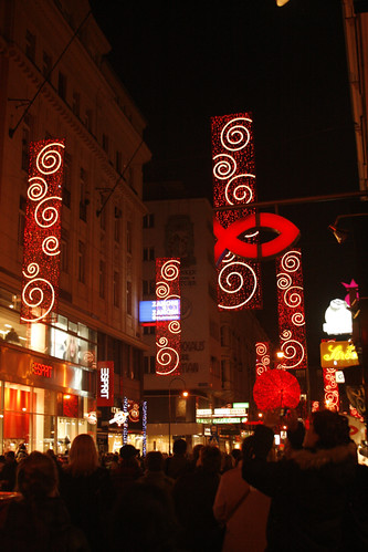 Vienna, Christmas time