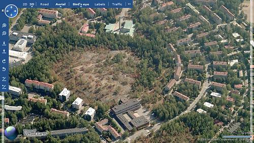 My second school (Lauttasaaren yhteiskoulu, years 7-9)