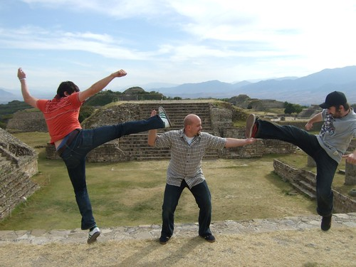 Rocking in Oaxaca